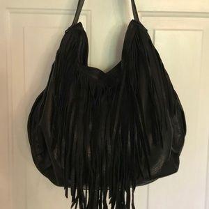 Bryna Nicole tassel handbag